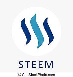STEEM decentralized blockchain-based social media platform...