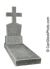 steen, graf