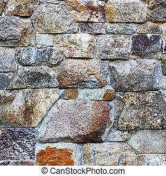 steen, wal