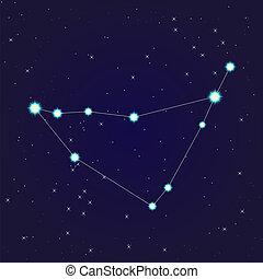 steenbok, constellatie