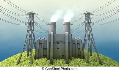 steenkool, centrale