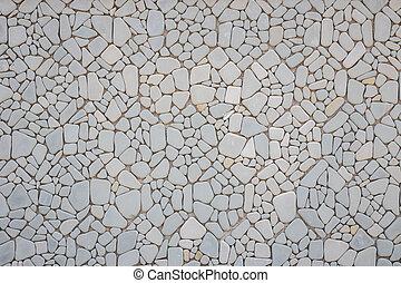 steenmuur, model, abstract, grijze , textuur