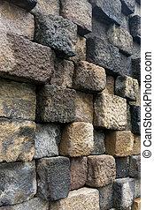 steentextuur, model, achtergrond