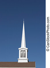 Steeple - Church steeple