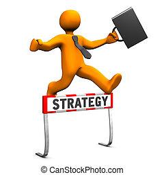Steeplechase Strategy