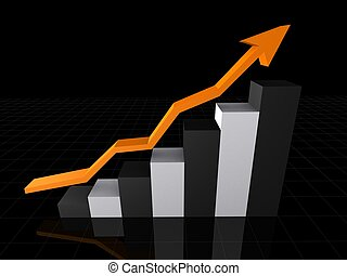 steigend, statistik