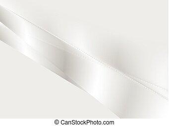 steigung, abstrakt, grau, streifen, hintergrund, silber