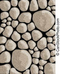 stein, abstrakt, wände, hintergrund