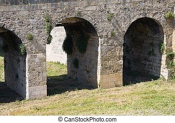 stein, bridge.