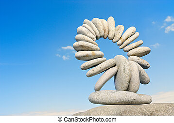 stein, ring