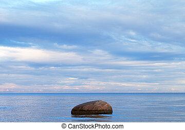 stein, sea.