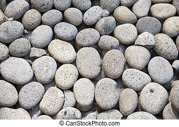 steinen, und, steine