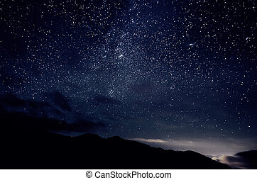 stella, cielo