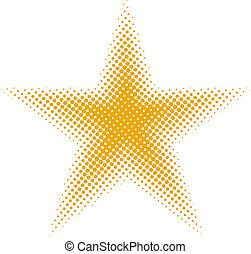 stella, halftone