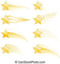 stella, piste