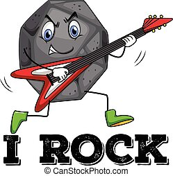 stella, roccia