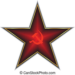 stella rossa, di, comunismo