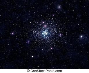 Stellar cluster