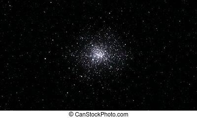 Stellar cluster seamless loop