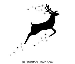 stelle, renna