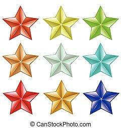 stelle, set