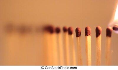 stellen, burning