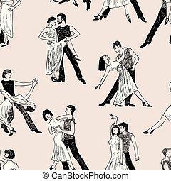 stellen, dancing, model