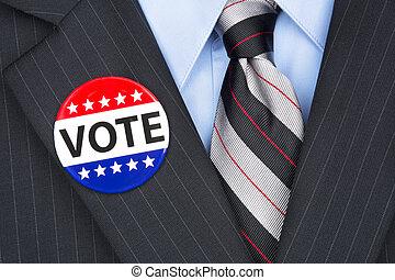 stemming, politicus