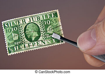 stempel te verzamelen, -, philately