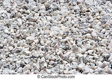 sten, aggregat