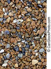 sten, baggrund