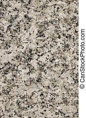 sten, naturlig, uppe, yta, bakgrund., granit, nära, vit,...