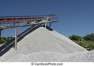 sten, quarry
