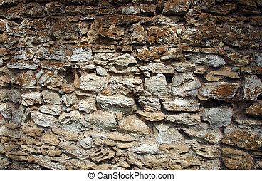 stena väggen, gammal