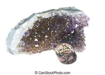 stenen, het helen