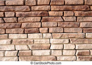 stenen, textuur