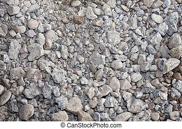 stenskärv, bakgrund