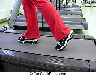 step in healthclub
