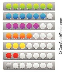 Federal C81Q Depth Step Dial Indicator Adjustable See ...  |Step Indicator