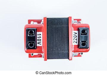Step up, step down voltage converter, 110V to 220V, with...
