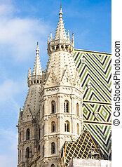 Stephansdom Cathedral, Vienna, Austria