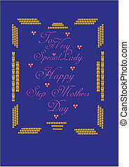 stepmothers day greeting