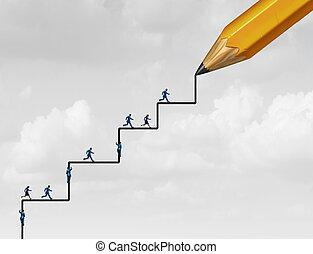 Steps Of Success