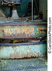 Watch Your Step