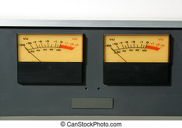 Stereo Sound Level Meters