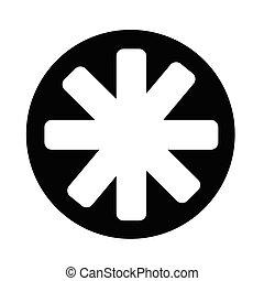 stern, ikone
