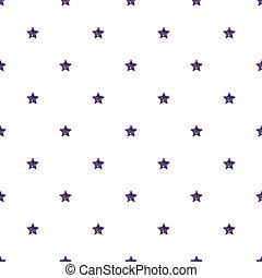 stern, lila, muster, seamless, hintergrund, weißes, glitzer