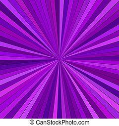 stern- stoß, lila, abstrakt, streifen, hintergrund, psychedelisch