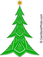 stern, tannenbaum, weihnachten