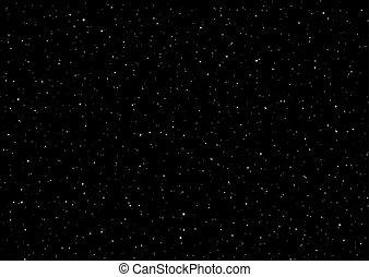 sterretjes, groot, heelal, achtergrond, velen, con